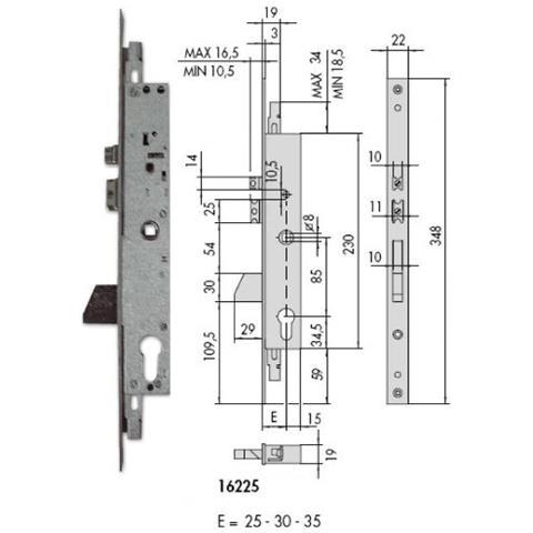 Elettroser. Cisa ''16225.25''