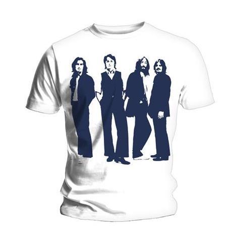 ROCK OFF Beatles (The) - Standing (T-Shirt Unisex Tg. XL)