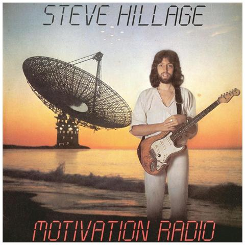 VIRGIN Steve Hillage - Motivation Radio