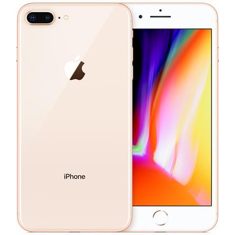 Apple iPhone 8 Plus 64GB Oro (Ricondizionato SILVER)