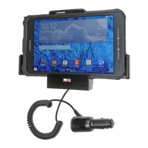 BRODIT 512697 Auto Active holder Grigio supporto per personal communication