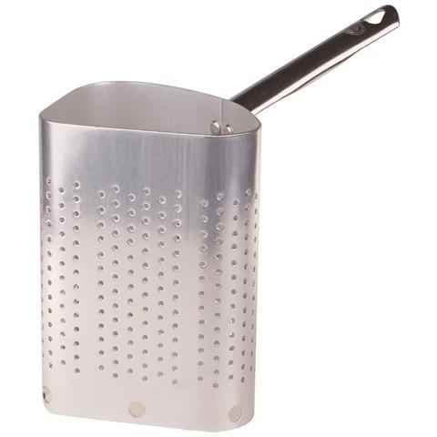 Spicchio Colapasta Alto 1 Manico Diametro 40 cm - Linea Alluminio 3 mm