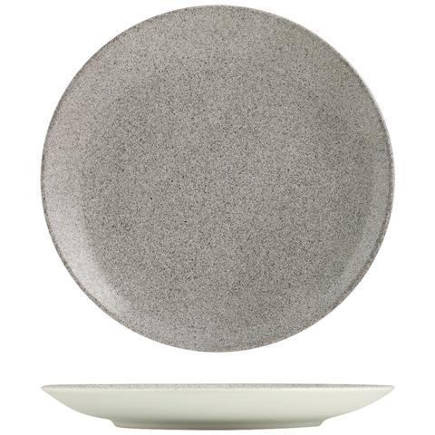 H&H Piatto Ceramica Marion Frutta Cm21 Stoviglie