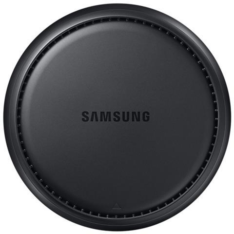 SAMSUNG Dex Station + Adattatore da viaggio per Galaxy S8 e S8 Plus - Nero
