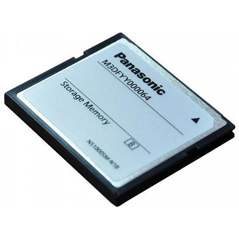 Image of KX-NS0136X, Grigio, Nero, CompactFlash (CF)