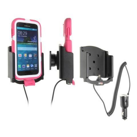 BRODIT 512701 Auto Active holder Nero supporto per personal communication