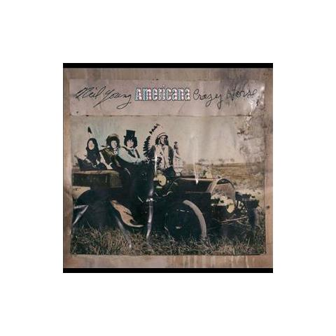 WARNER BROS Cd Young Neil & Crazy Horse - Americana