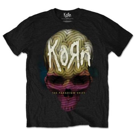 ROCK OFF Korn - Death Dream (T-Shirt Unisex Tg. XL)
