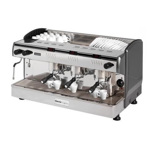 190164 Macchina caffè espresso trifase Coffeeline Plus a 3 gruppi