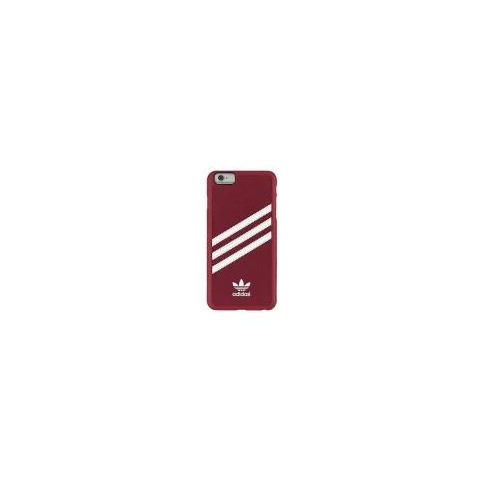 ADIDAS Custodia Apple Iphone 6/6s 5.5 Adidas Rossa Con Logo Bianco