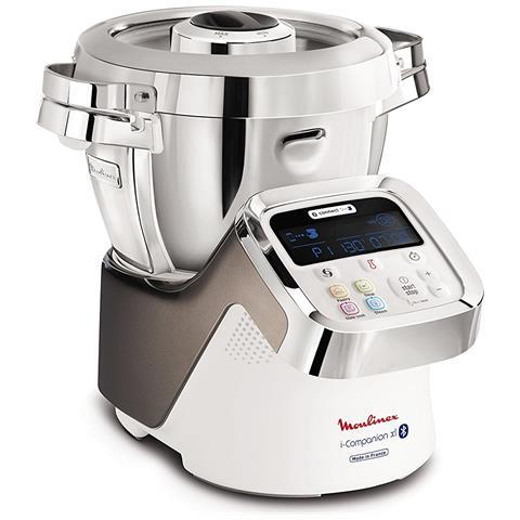 Robot da Cucina I-Companion XL HF906B10 Capacità 4.5 L Potenza 1550 W Colore Crema – Recensioni e opinioni