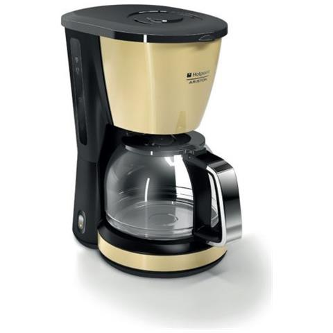 CM TDC DC0 Macchina Caffè Americano 10 Tazze Potenza 1000 Watt Colore Crema