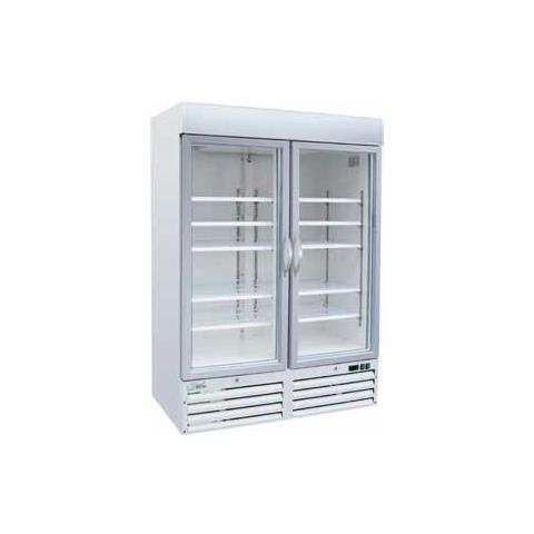 Vetrina Refrigerata Frigorifero Freezer Cm 136x70x198 -18 -22 Rs2805