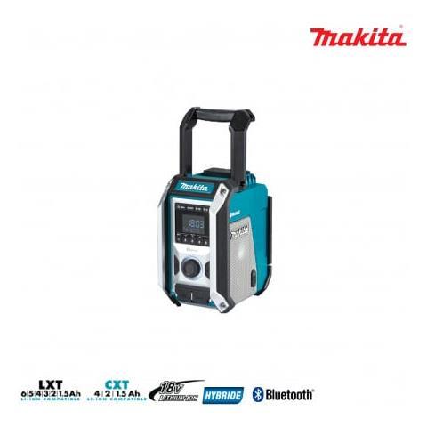 Image of 12-18v Radio Da Cantiere - Senza Batteria E Caricabatterie Dmr114