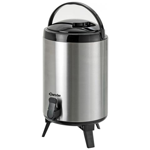 Dispenser erogatore thermos in acciaio Inox 9 litri 150981