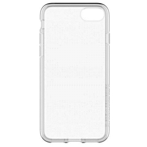 OTTERBOX Clearly Protected Skin - Copertina per cellulare - poliuretano termoplastico - trasparente - per Apple iPhone 7