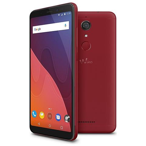 View Rosso Display 5.7'' HD+ Ram 3GB Storage 16GB +Slot MicroSD Wi-Fi + 4G Fotocamera 13 + 16Mpx Android - Tim Italia