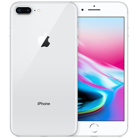 Apple iPhone 8 Plus 256GB Argento (Ricondizionato SILVER)