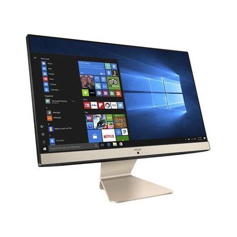 Image of All-In-One Vivo AiO V222FAK-BA026R Monitor 21.5'' Full HD Intel Core i3-10110U 2.1 GHz Ram 4GB SSD 256GB 4x USB 3.2 Windows 10 Pro