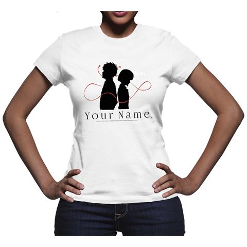 DYNIT Your Name. - Logo (T-Shirt Donna Tg. S)