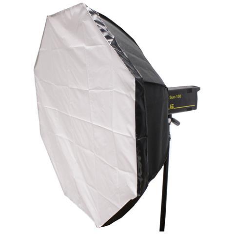 Luce softbox o ottagonale Bowens connettore cm softbox 95