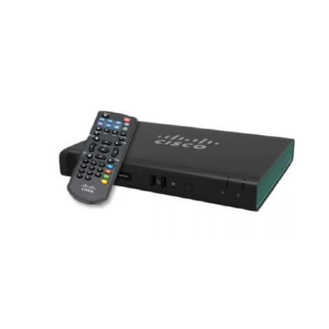 CISCO SYSTEMS Lettore Multimediale Edge 340 USB / Wi-Fi / Bluetooth Colore Nero