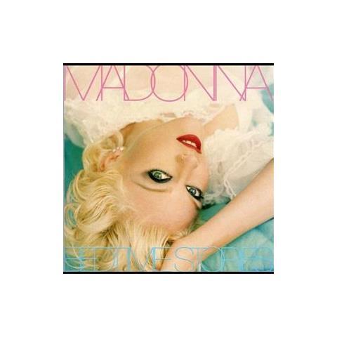 WARNER BROS Cd Madonna - Bedtime Stories