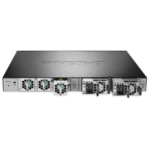 Image of 24-port Layer2 Managed 10g Sfp+ Stack Switch 4x Combo In