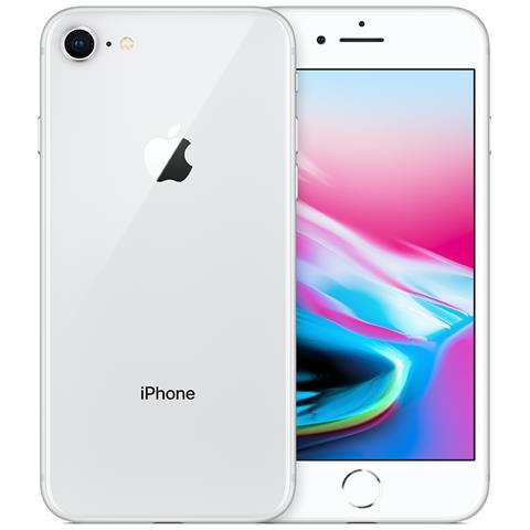 iPhone 8 64GB Argento - RICONDIZIONATO.