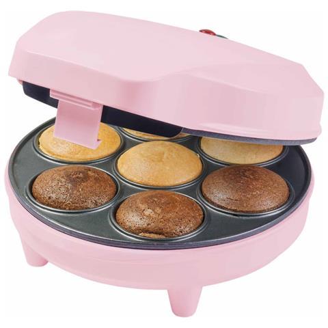 Piastra Per Cupcake Acc217p 700 W Rosa