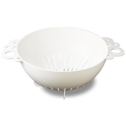 Scolapasta forme in bianco