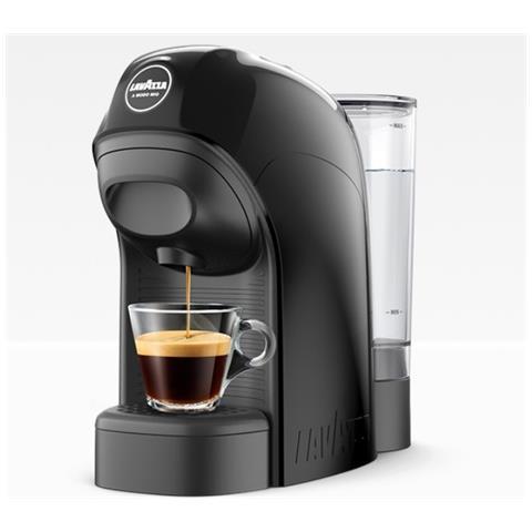 Macchina da Caffè Espresso Tiny Black LM800 da 0.75L Colore Nero