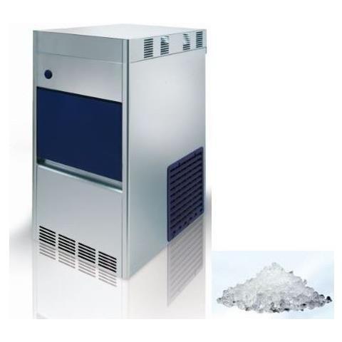 Fabbricatore / produttore Ghiaccio Granulare Kg150/24h - Vasca 55kg