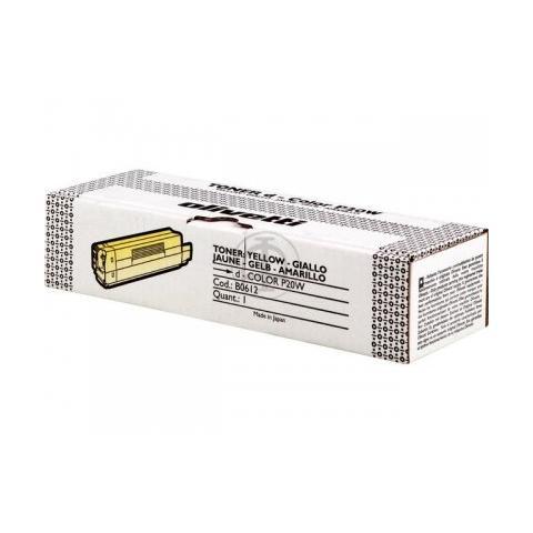 B0670 Toner Originale Giallo per D-COLOR P325 Capacità 12000 Pagine