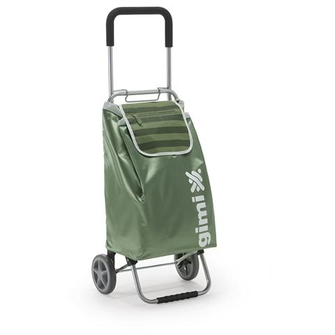 GIMI Carrello Porta Spesa Verde