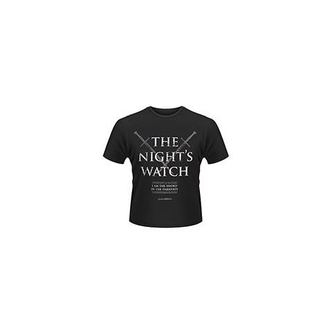 PLASTIC HEAD Game Of Thrones - The Night Watch (T-Shirt Unisex Tg. S)