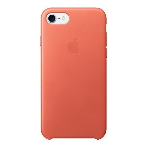 APPLE Cover in Cuoio per iPhone 7 colore Rosa