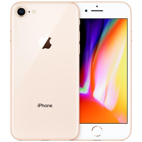 [Ricondizionato SILVER] ...iPhone 8 256GB Oro.