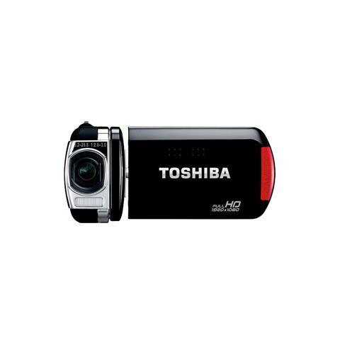 """TOSHIBA Camileo SX900 HD, 14MP CMOS, 2.7"""" LCD, Nero"""