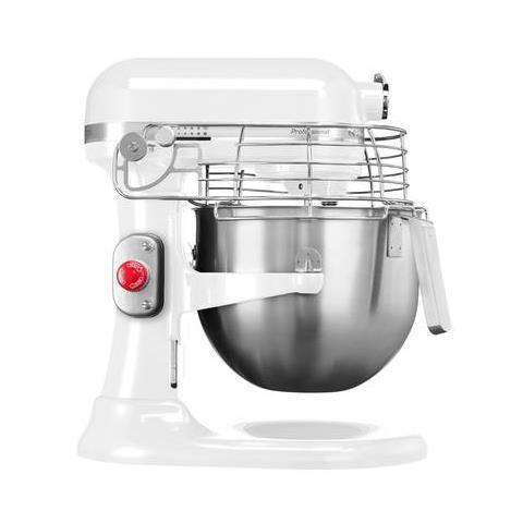Image of 5KSM7990XEWH Robot da Cucina Capacità 6.9 Litri Potenza 325 Watt Colore Bianco