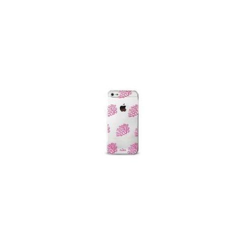PURO Custodia Puro Summer Collection Corallo Iphone 6/6s 4.7 Crystal Rosa Fluo
