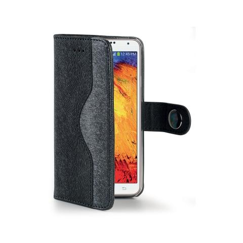 CELLY Cover per Galaxy Note 3 - NERO