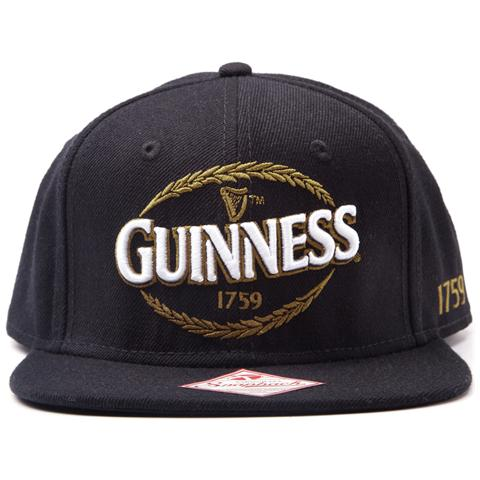 BIOWORLD Guinness - Snapback With Logo (cappellino)