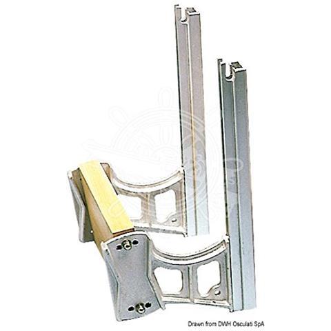 Supporto motore anticorodal Per motori fino 20 Hp