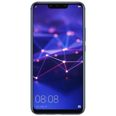 Image of Mate 20 Lite Blu Display 6,3'' Full HD+ Octa Core Ram 4GB Storage 64GB +Slot MicroSD WiFi - 4G Fotocamera 20 MP Android - Vodafone Italia