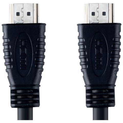 BANDRIDGE High Speed HDMI Cable, 1.0m 1m HDMI HDMI Nero cavo HDMI