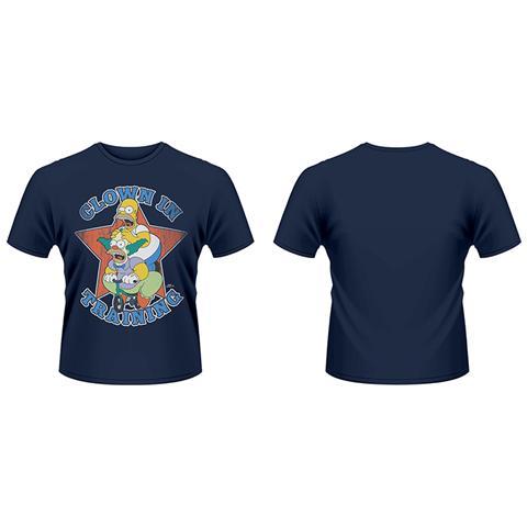 PHM Simpsons - Clown (T-Shirt Unisex Tg. S)