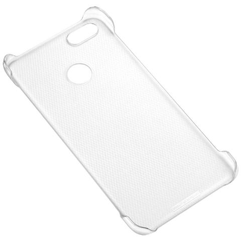 HUAWEI Cover Huawei Y6 Pro 2017 Protezione Sottile E Rigida Antishock Ultraclear
