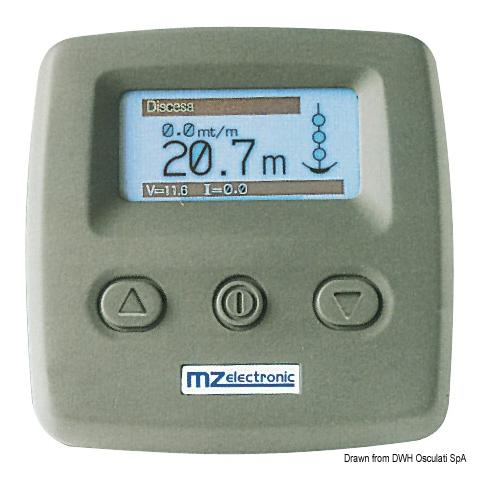 Pulsantiera con contametri universale radio
