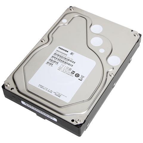Image of MG04ACA400A. Interfaccia hard disk: Serial ATA III, Capacità hard disk: 4000 GB, Dimensione hard disk: 8,89 cm (3.5'') . Consumo di energia (in lettura) : 11,3W, Consumo di energia (in scrittura) : 11,3W, Power consumption (idle) : 6W. Larghezza: 10,16 c